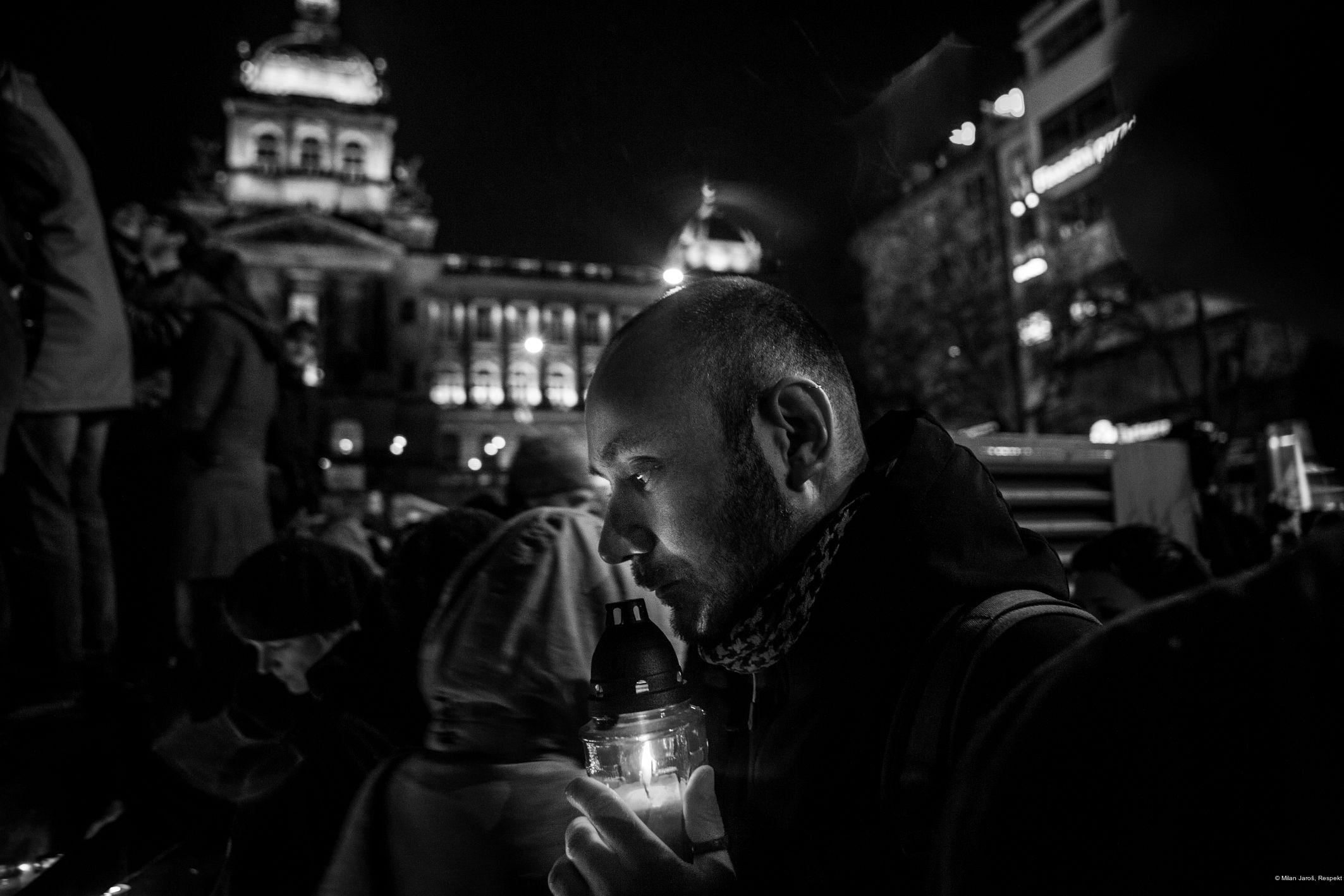 Milan Jaroš, Respekt