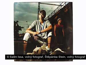 Salim Issa, volný fotograf, Štěpánka Stein, volný fotograf