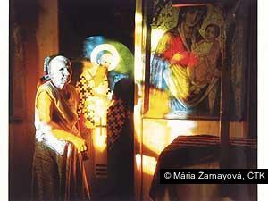 Mária Žarnayová, ČTK