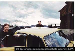 Filip Singer, european pressphoto agency (EPA)