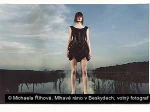 Michaela Říhová, Mlhavé ráno v Beskydech, volný fotograf