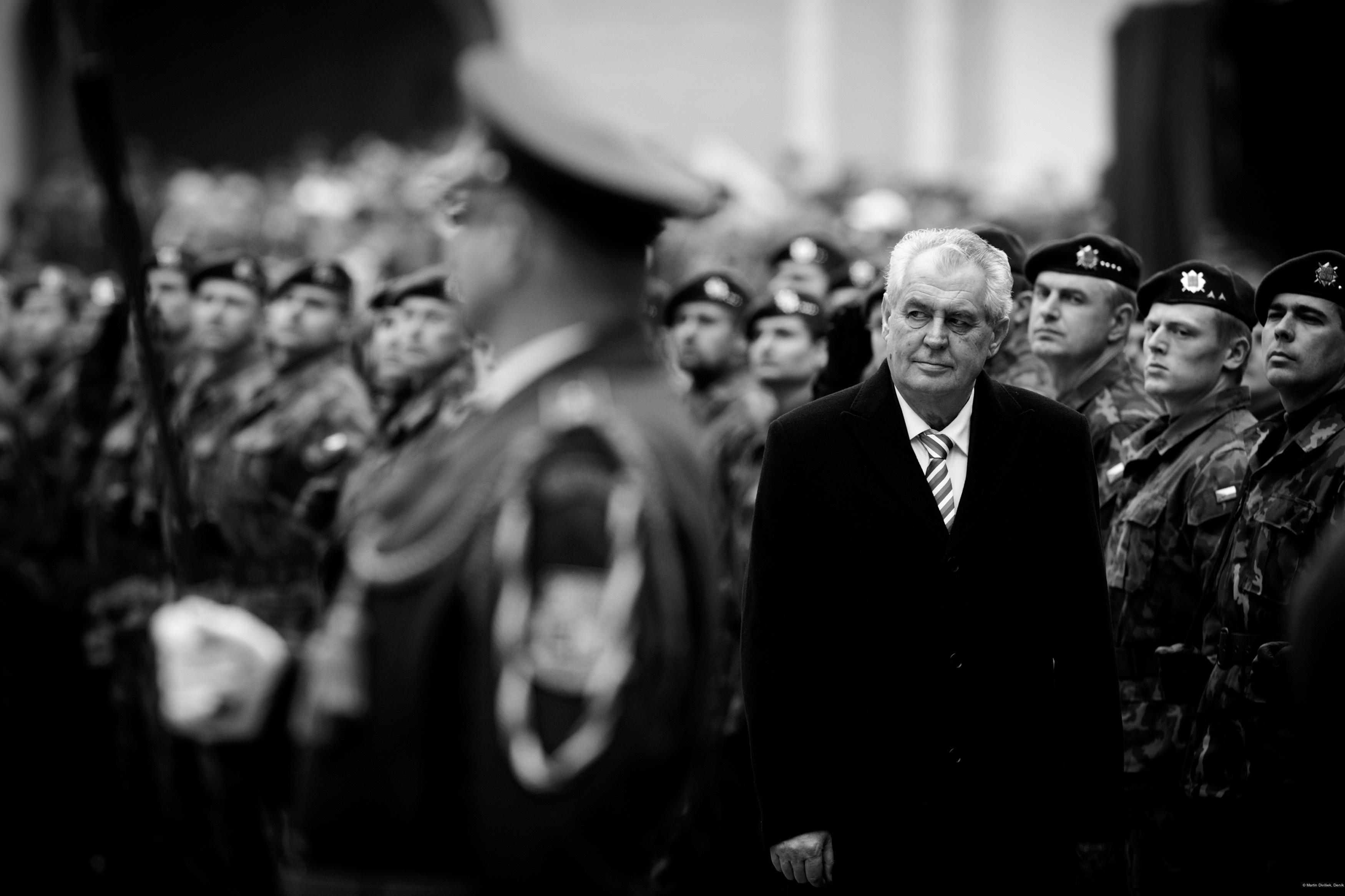 Martin Divíšek, Deník
