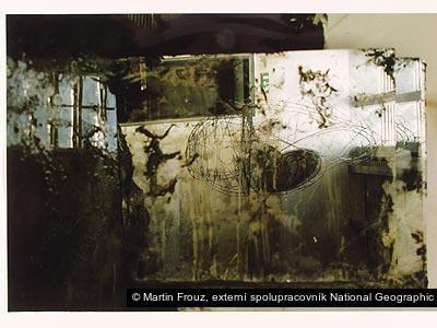 Martin Frouz, externí spolupracovník National Geographic