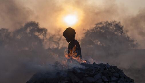 Příběhy fotografií: Tomáš Predajňa - Hořící život v Jharii