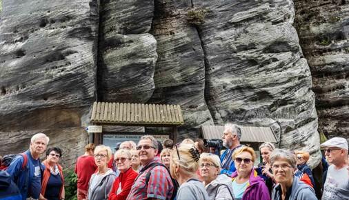 Příběh fotografie: Tomáš Vocelka - příliš mnoho turistů