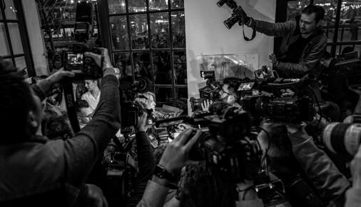 Příběh fotografie: Matej Kalina – Na cestě do paláce