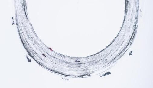 Příběh fotografie: Martin Kozák – Ledová plochá dráha