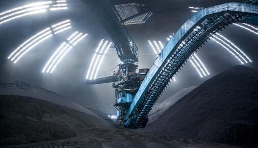 Příběh fotografie: Aleš Tvrdý – Uhelný sklad