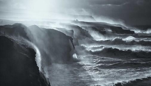 Příběh fotografie – George Karbus – Dokonalá bouře