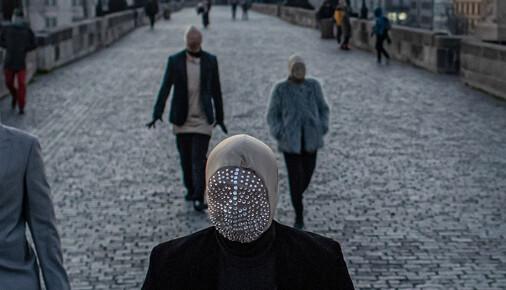 Příběhy fotografií: Martin Divíšek – Praha za dob koronaviru