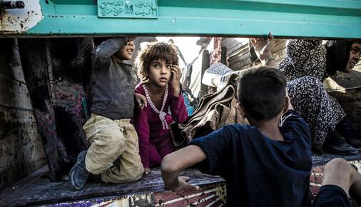Příběh fotografie – Lenka Klicperová – Turecká invaze