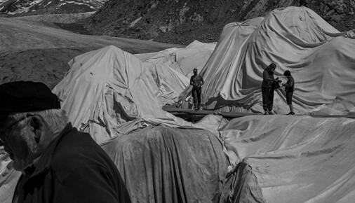 Příběh fotografie – Tomáš Predajňa – Zlomený velikán