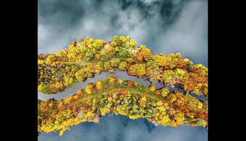 Příběh fotografie – Daniel Franc – Cesta do nebe