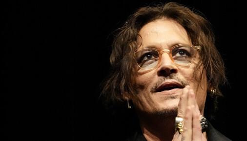Série měsíce srpna 2021 - Petr Josek (AP) – Johnny Depp ve Varech