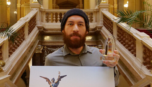 Amos Chapple, jak se fotí Grant Prahy?