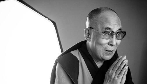 Příběhy fotografií: Dalajláma