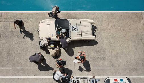 Příběhy fotografií: Le Mans classic