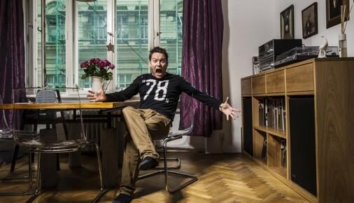 Příběhy fotografií: Mé pražské bydlení