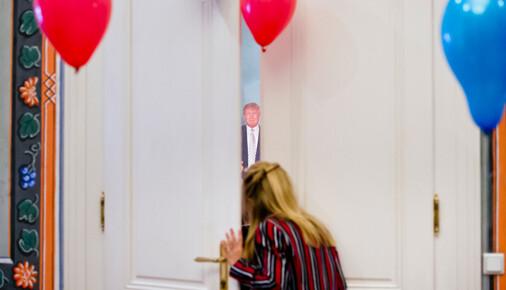 Příběhy fotografií: Volební noc