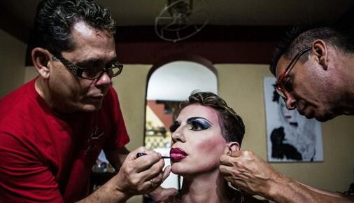 Příběhy fotografií: David Těšínský - Pabo začíná být Natasha