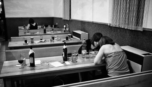 Příběhy fotografií: Michael Hanke - Plesová sezóna