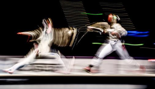 Příběhy fotografií: Filip Singer - Mistrovství světa v šermu
