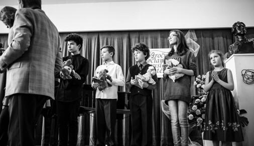 Příběhy fotografií: Petr Wagenknecht - Kocianova houslová soutěž