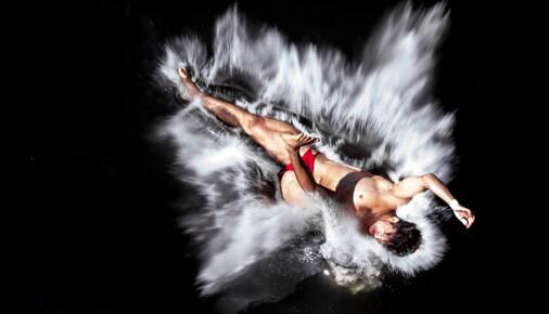 Příběhy fotografií:Tomáš Krist - Skokan do vody