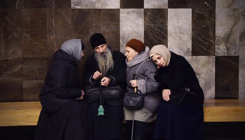Příběhy fotografií: Stanislav Krupař - Rusko 1917-2017