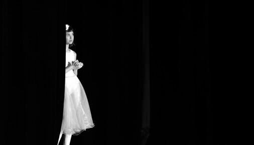 Příběhy fotografií: Ivana Dostálová - Tanečnice ze souboru Zenušky