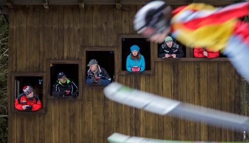 Příběhy fotografií: Martin Kozák - Skok na lyžích