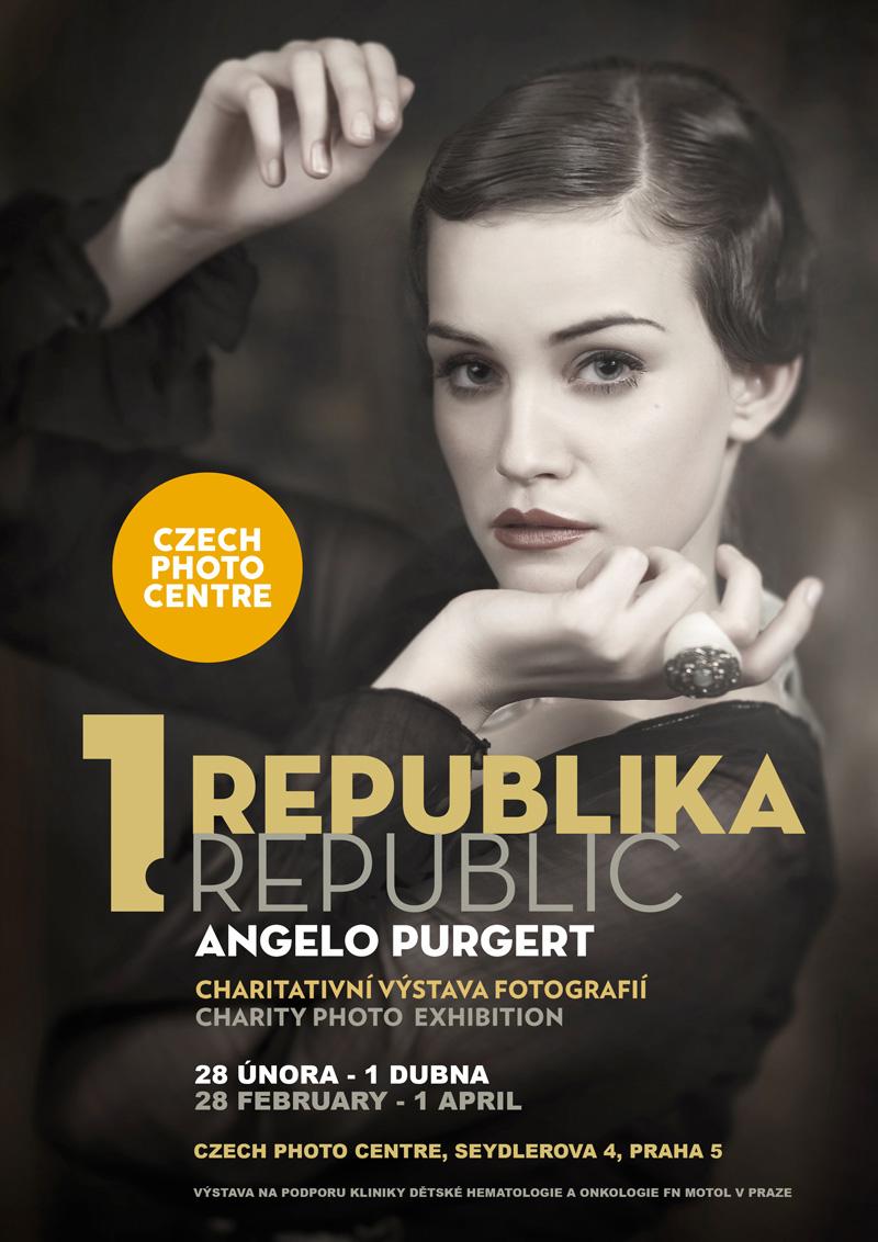 Angelo Purgert - První republika