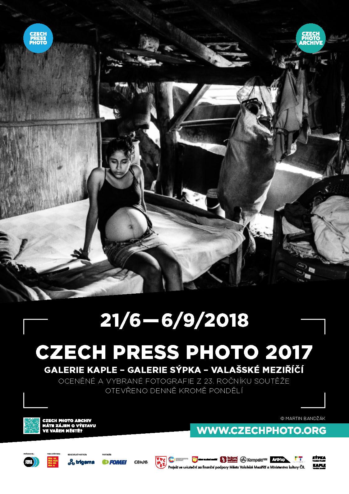 Czech Press Photo ve Valašském Meziříčí
