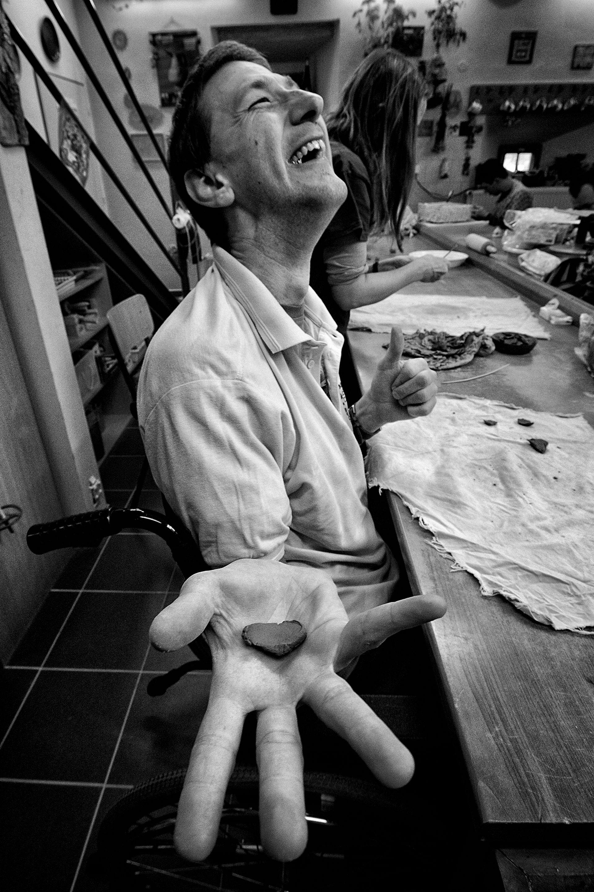 Život s handicapem - Jan Jirkovský