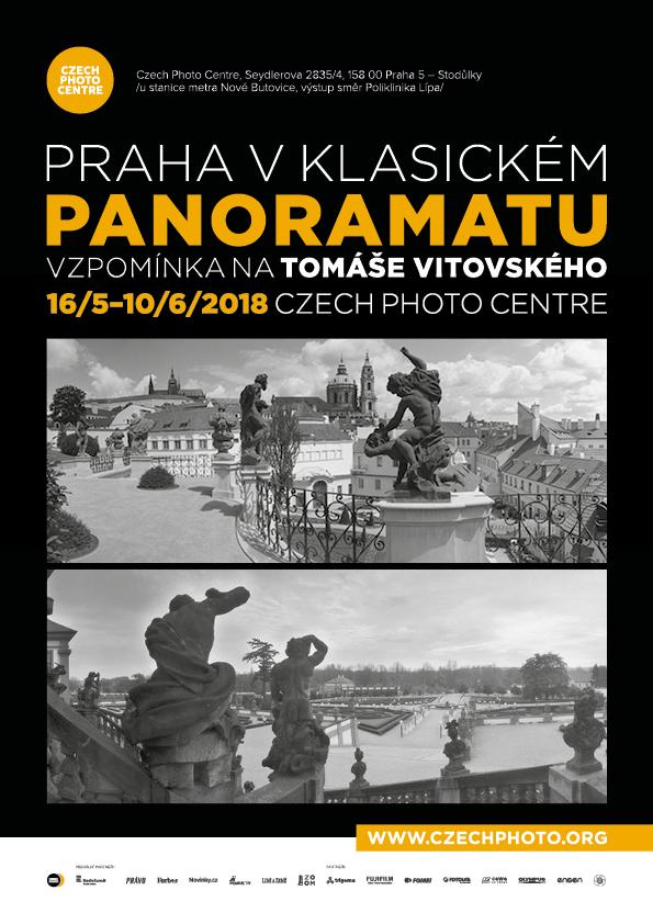 Tomáš Vitovský - Praha v klasickém panoramatu