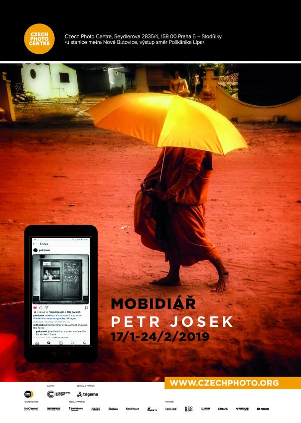Petr Josek - Mobidiář