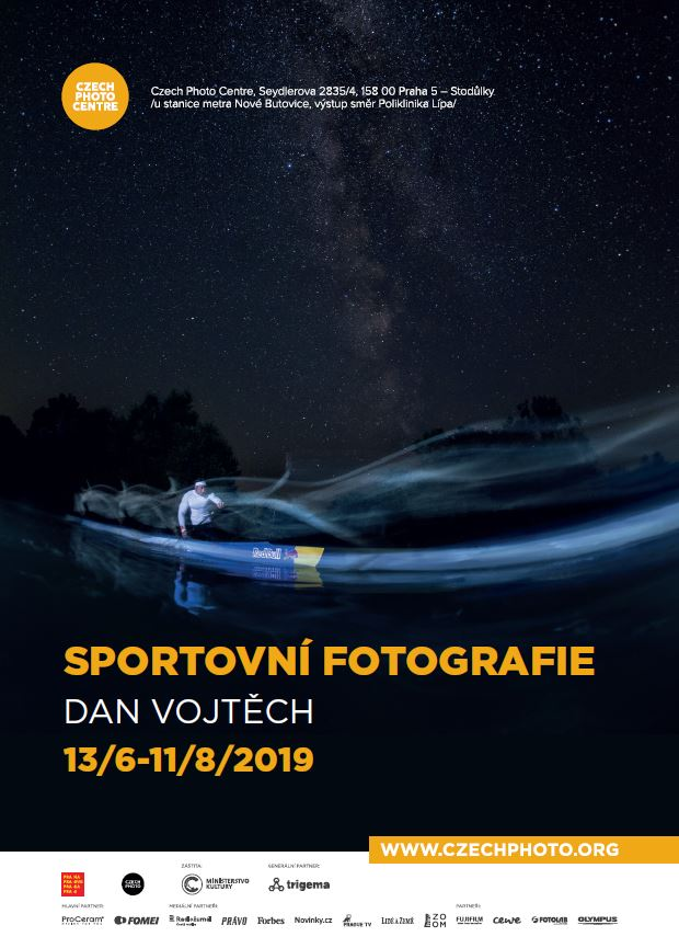 Výstava Dan Vojtěch - Sportovní fotografie