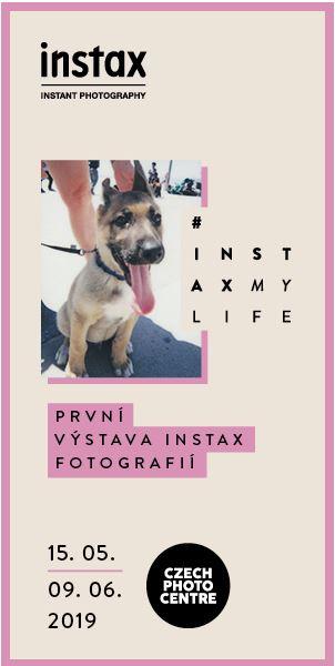 #INSTAXMYLIFE – První výstava INSTAX fotografií
