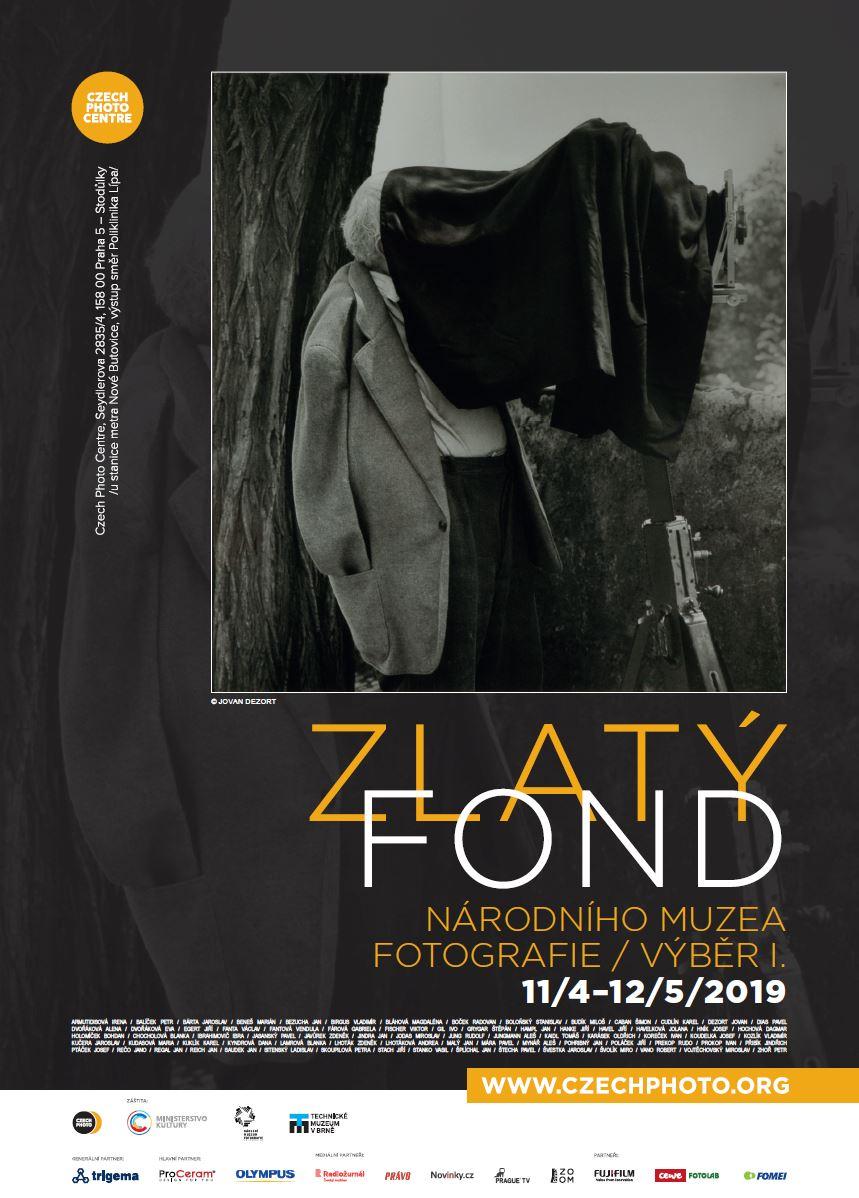 Výstava Zlatého Fondu české fotografie