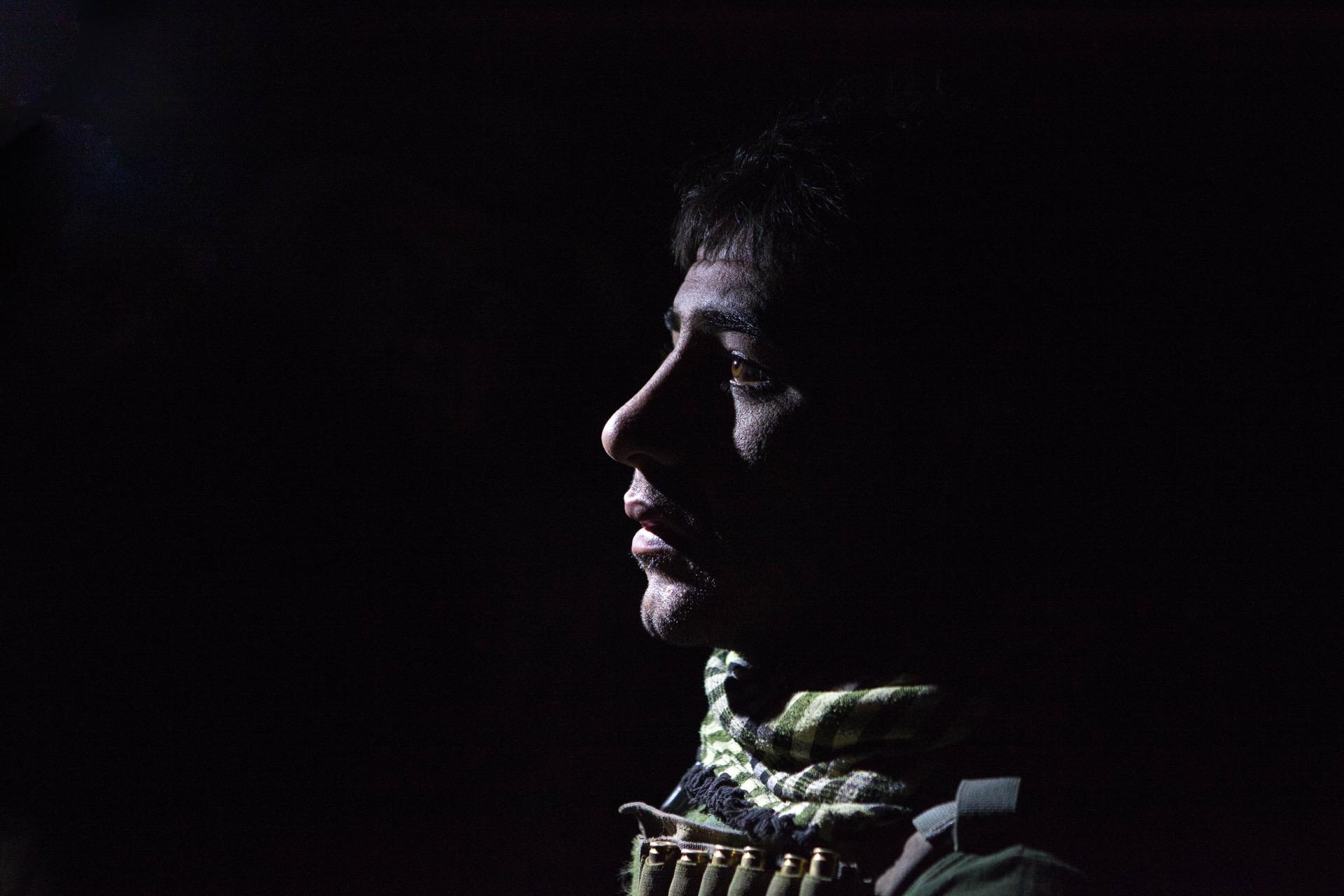 Lenka Klicperová: Noční hlídka u Mosulu